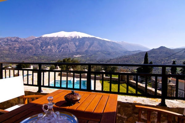 Crete luxury apartments for rent, in the middle of Crete in the village Petrohori with absolutely breathtaking views of the famous Cretan mountain Psiloritis, 8 beautiful super luxury suite apartments are located, combined with the natural environment which can offer relaxation, calmness and peaceful all year round…