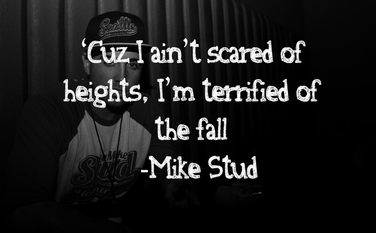 One of Mike Stud greatest lines!