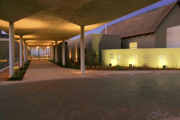 drew architects   serengeti golf clubhouse