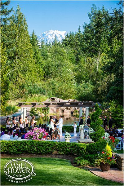 rock creek garden wedding | Rock Creek Gardens, Seattle Venue - EventWire.com