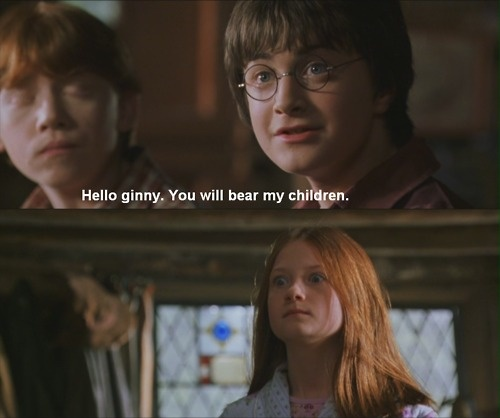 Lawlz!Ginny Potter, Potterhead 4, Awesome Funny, Eye Close, Funny Harry, Corley Potter, Harry Potter, Ginny'S Face, Fandoms Art Book