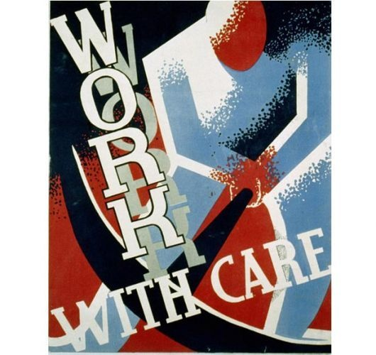 Vintage Posters From the Works Progress Administration