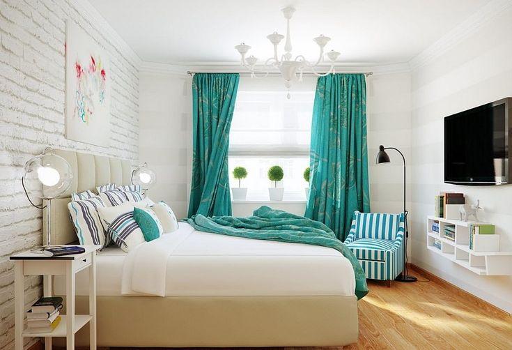 Оформляем спальню для молодой пары - идеи и решения. #curtains #blinds #pillow #шторы #портьеры #подушки #шторыдляспальни #спальня #шторыдлядома #шторыдляквартиры #декорокна #дизайнокна #текстильныйдекор