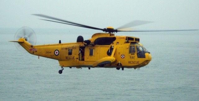 RAF SAR Westland Seaking (licence built Sikorsky S.61)