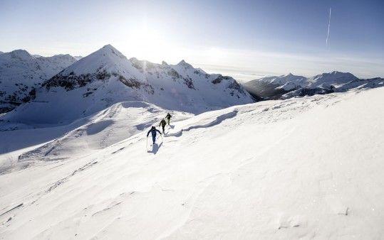 Skitouren in Obertauern, Skischule Grillitsch, Obertauern