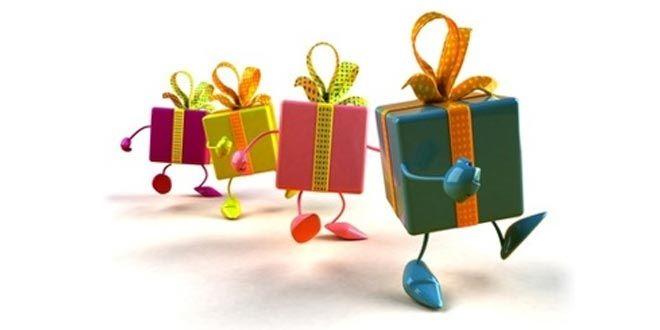 Boom degli annunci di vendita di regali di Natale