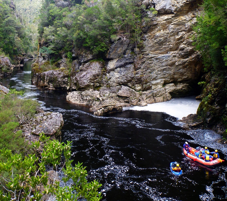 Packrafts are a great way to explorer the River. By Elliam Hedges