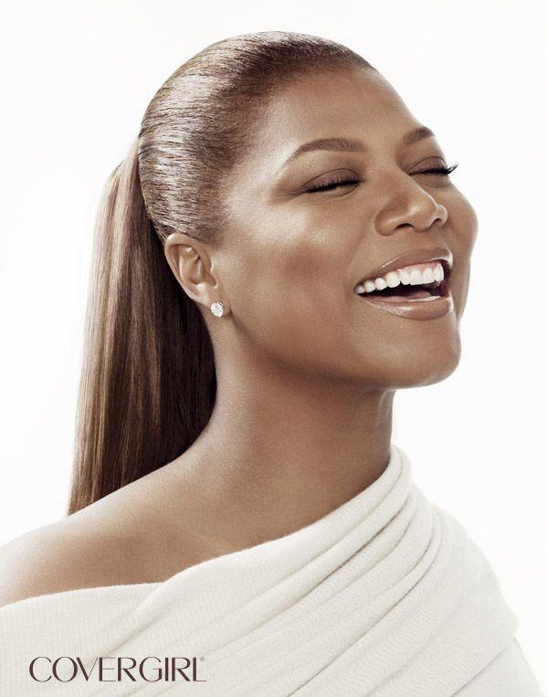 Get COVERGIRL Queen Latifah's Clean Makeup Look How-To at http://www.covergirl.com/makeup-look/celebrities-makeup/queen-latifah-clean-makeup