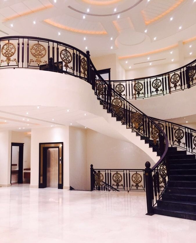 I Would Like To Have Nice Big Stairs To Get To The Upstairs It
