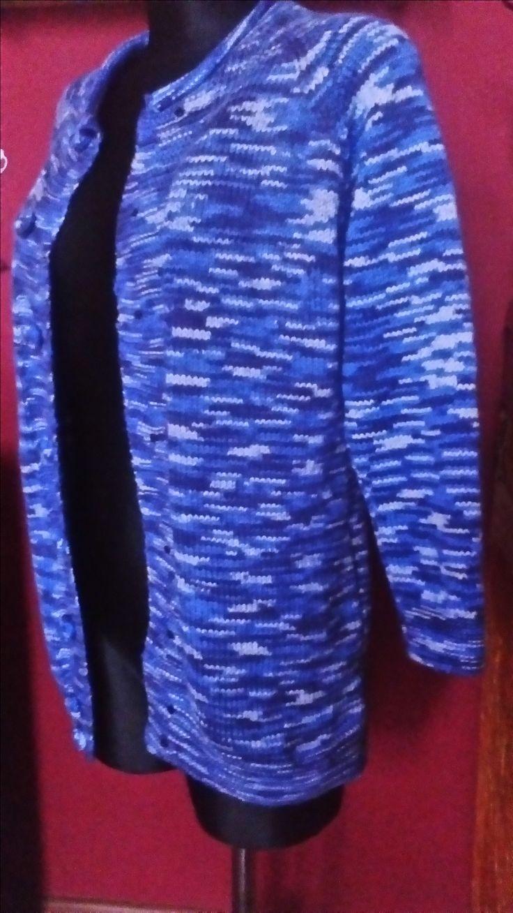 sweterek rozpinany autorstwa Anna Borowczyk