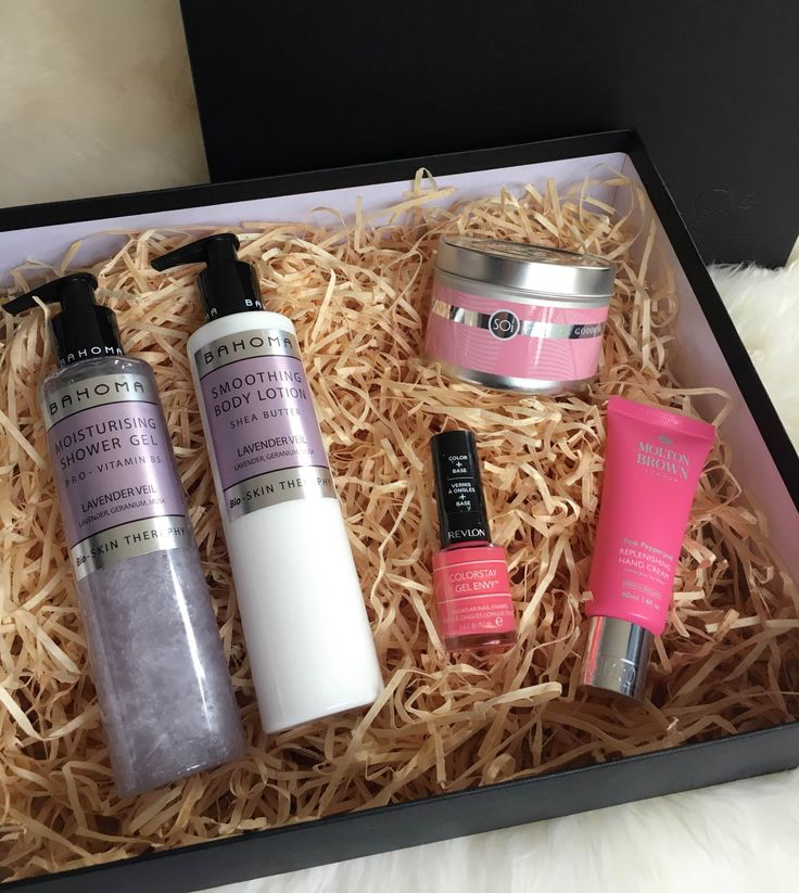 Not Just for New Mums - Gift hamper