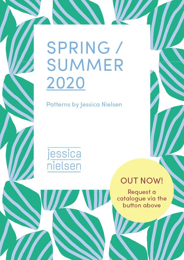 Jessica Nielsen Surface Pattern Design Pattern Catalogue