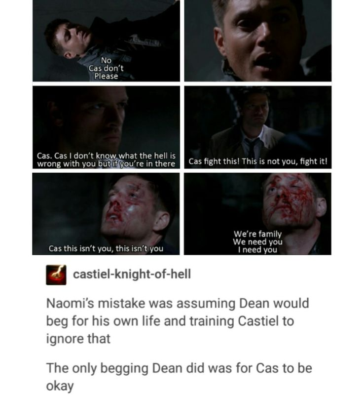 supernatural tumblr textpost destiel cockles