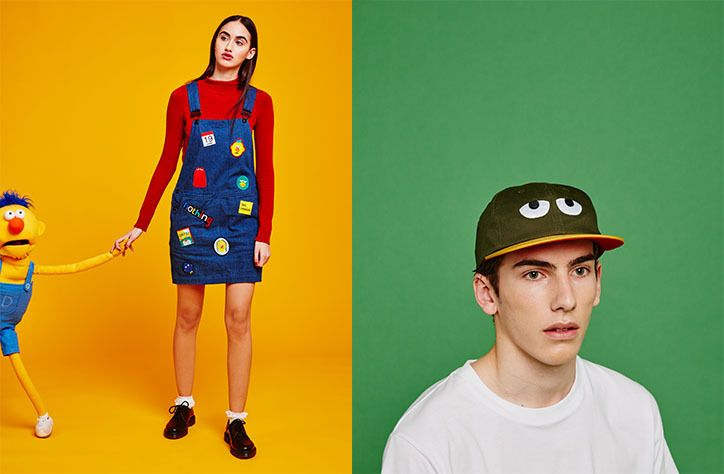 """London-based fashion brand """"Lazy Oaf"""":https://www.lazyoaf.com/ has collaborated with viral cartoon series """"_Don't Hug Me I'm Scared_"""":https://www.youtube.com/channel/UCZOnoLKzoBItcEk5OsES2TA created by filmmaker duo Becky Sloan and Joe Pelling. The first collaboration between the two brands, the Spring 2016 collection features pieces for both men and women."""