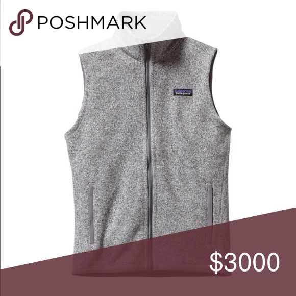 ISO PATAGONIA VEST ISO PATAGONIA VEST size medium----- not for sale Patagonia Jackets & Coats Vests