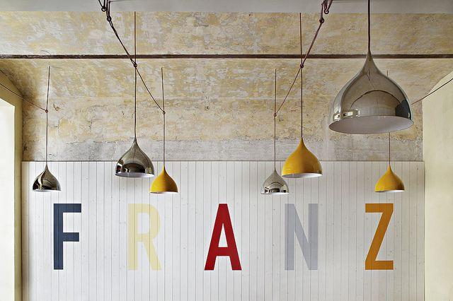 Bistro Franz | Brno, Czech republic www.bistrofranz.cz