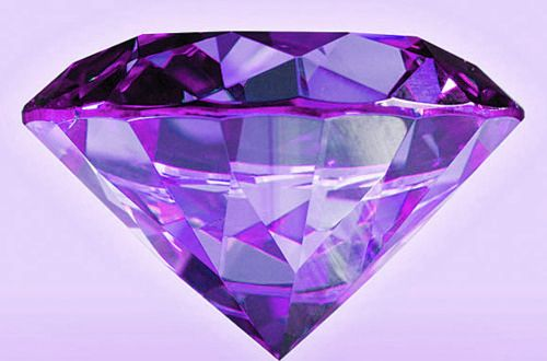Purple Diamond ≤≥≤≥≤≥≤≥≤≥≤≥≤≥≤≥≤≥≤≥≤≥≤≥≤≥≤≥ ♥ Gaby Féerie créateur de bijoux à thèmes en modèle…