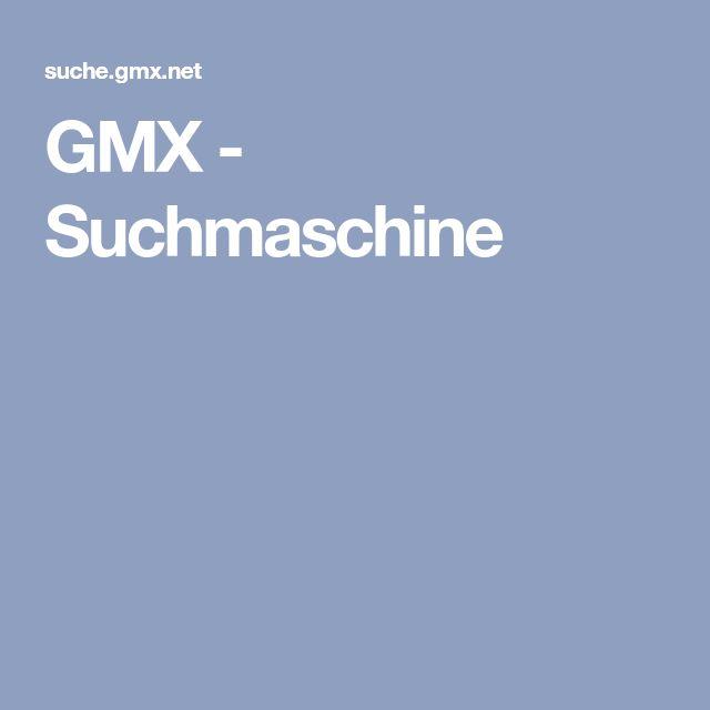 GMX - Suchmaschine