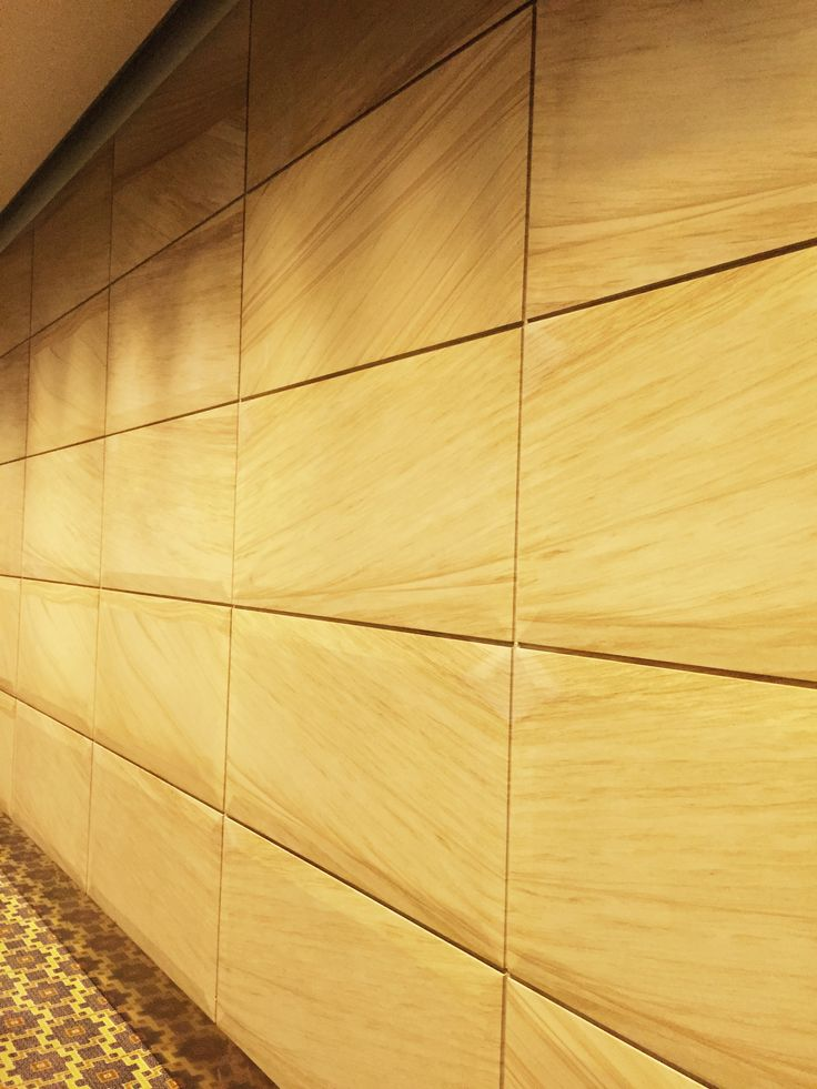Photo 7: Sandstone wall with a lovely smooth finish