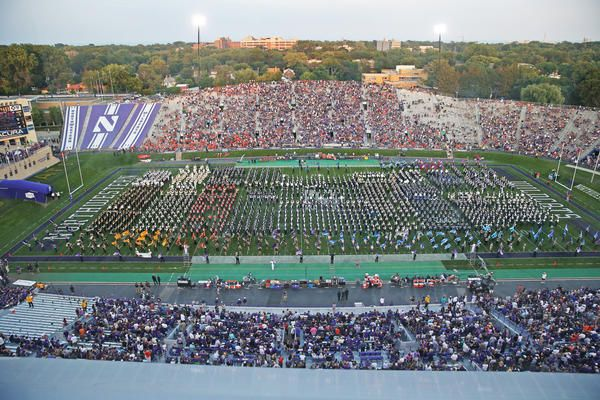 Northwestern University is hosting its first peanut-free football game this Saturday... Go Wildcats!  And, thank you!