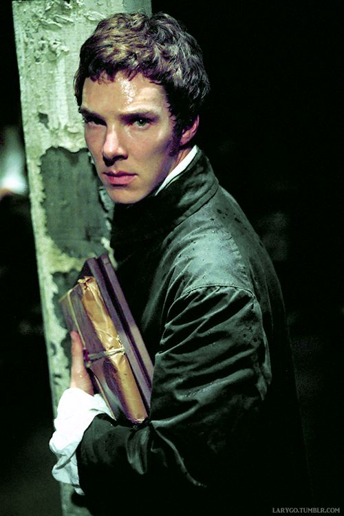 Ben as Talbot in To the Ends Of the Earth. again, so beautiful...