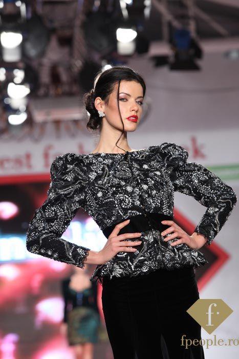 Poveste de succes: Diana Sbuciumelea, model FashionTV Romania