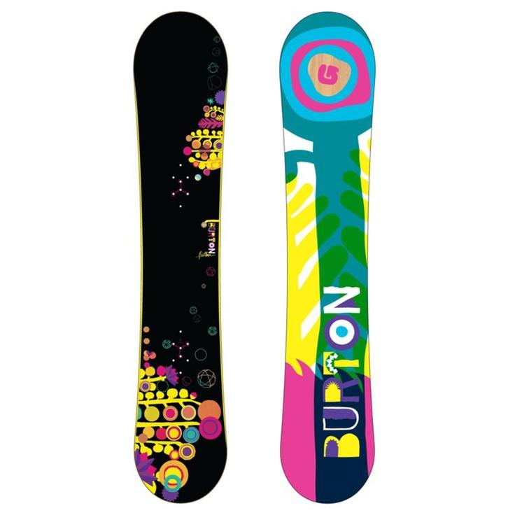Burton Feather Snowboard - Women's 2012