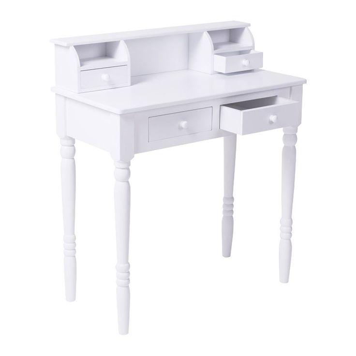 HELLE dressing table (White)   Bedroom Furniture   JYSK Canada