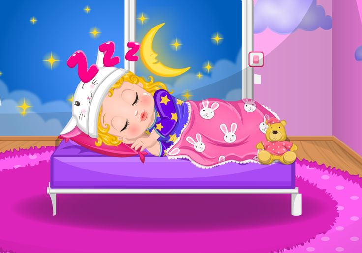Barbie's Baby Bedtime  http://www.enjoydressup.com/baby-games/barbies-baby-bedtime-8646.html