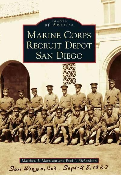 Located northwest of downtown San Diego, the Marine Corps Recruit Depot (MCRD) is rich in the history and traditions of the US Marine Corps. The base was born in part of the perseverance of Col. Josep