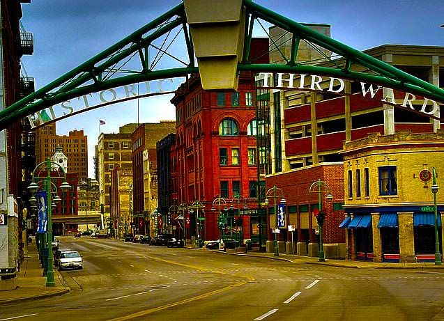 Best images about milwaukee s third ward the