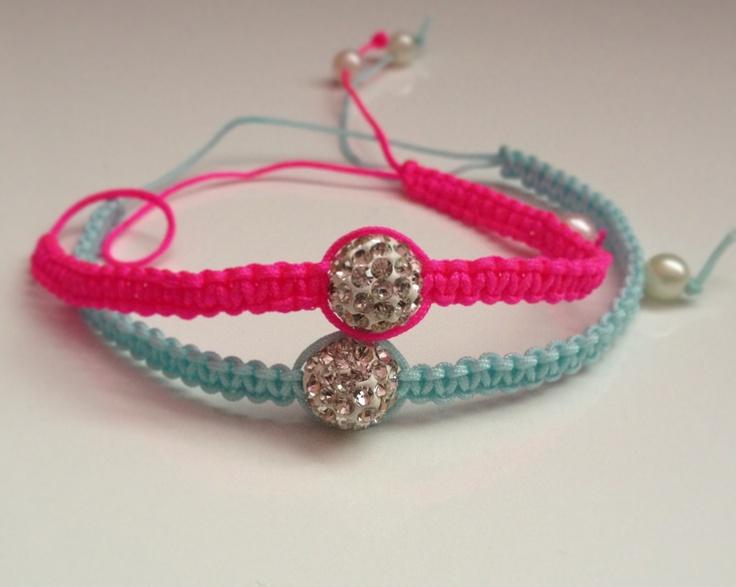 pink & blue