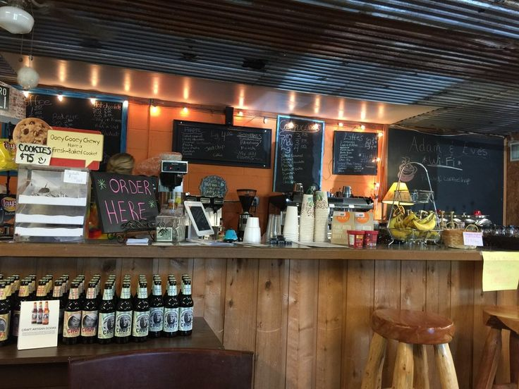 Come inside at Adam & Eve's Coffee House in Broken Bow, Oklahoma. Select from a wide range of coffee flavors, from salted caramel to English toffee and Irish cream. Enjoy your coffee served hot, poured over ice or frozen in a frappe.
