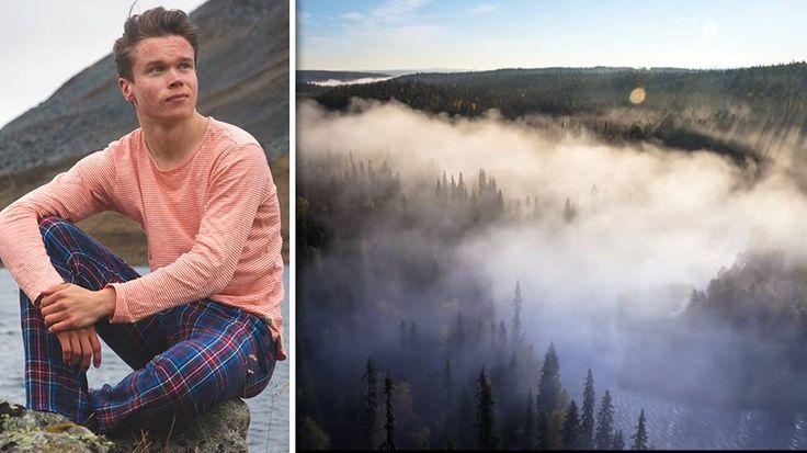 Riku, 18, kuvasi mykistävän videon Suomesta: 8500 kilometriä, 23000 kuvaa, 4 minuuttia - Matkat - Ilta-Sanomat