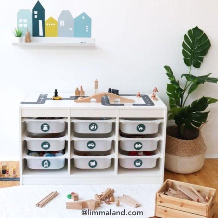 KonMari im Kinderzimmer – Ordnung mit Struktur. Me…