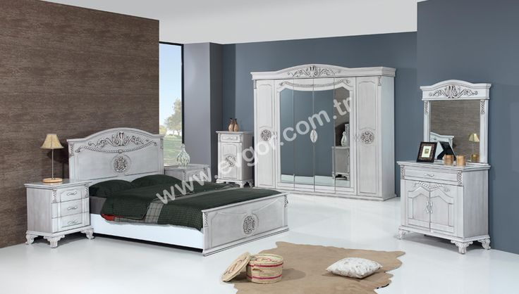 evgor.com.tr Yatak Odaları > Modern Yatak Odaları > http://www.evgor.com.tr/K161,yatak-odalari.htm > Yekta MDF Yatak Odası #evgor #mobilya #silver #grey #yatakodasi #mobilya #modelleri #yatak #odasi yatak odası yatak odası takımları gardrop yatak odası modelleri yatak yatak odası takımı yatak odaları yuvarlak yatak gardrop modelleri gardolap modelleri dolap modelleri yatak odası fiyatları