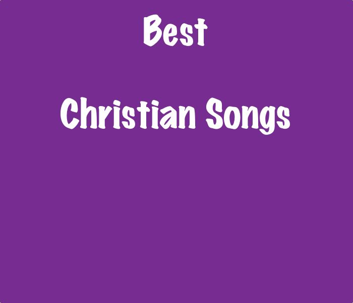 Best 25+ Christian songs list ideas on Pinterest | Black hole sun ...