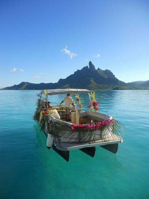 Paradise. Bora Bora.