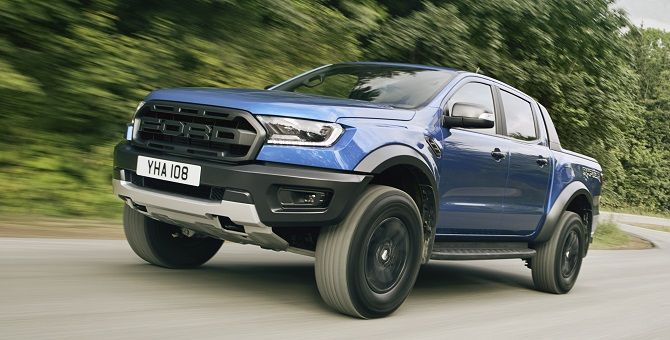 Ford Ranger Raptor In 2020 Ford Ranger Raptor Ford Ranger Ranger