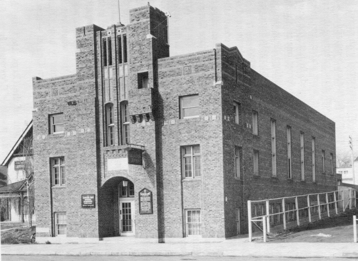 The Salvation Army Edmonton Citadel, once home to the Citadel Theatre, and current home of The Starlite Room.