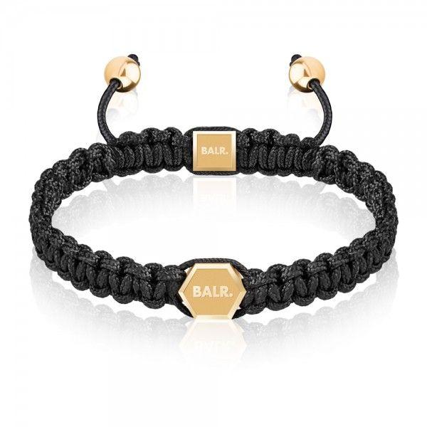 Braided Bracelet Gold - BALR.