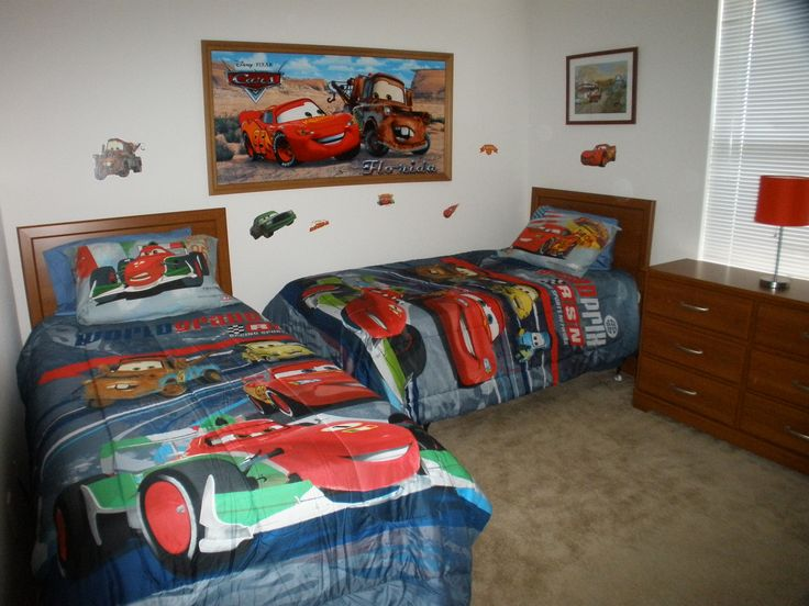 Contemporary Kids Disney Cars Bedding Theme ...