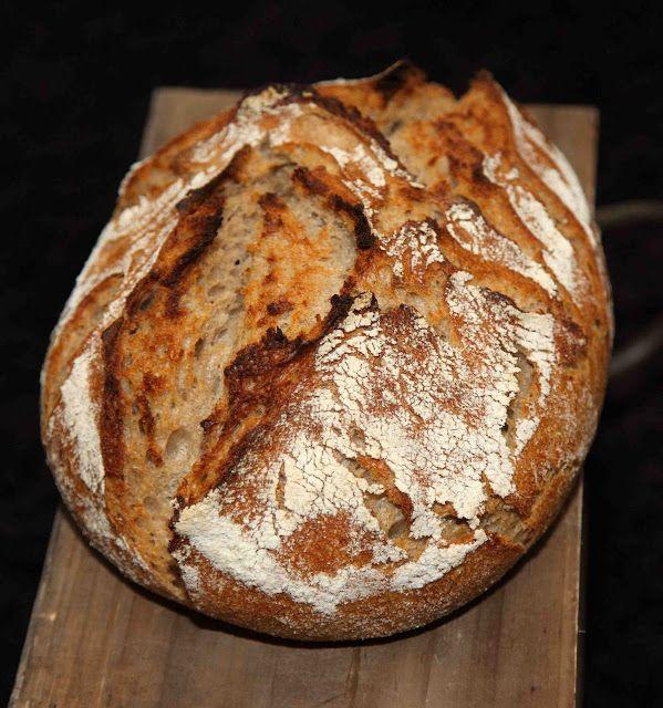 Bernd fırını: Swabian patates ekmek (biyo) / Swabian Patates Ekmek (organik)