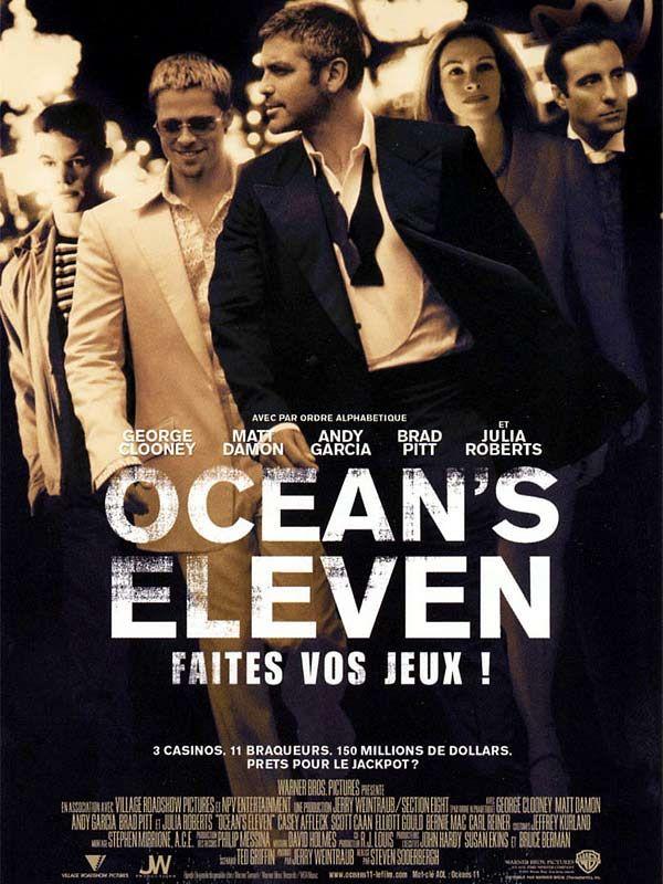 Ocean's Eleven - film 2001 - AlloCiné