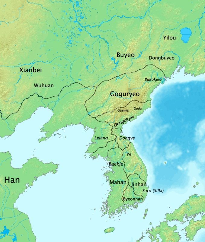 201 best east asia images on pinterest maps history and asia korea in 1 ad before the era of the three kingdoms got fully underway gumiabroncs Gallery