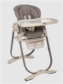 Chaise haute évolutive CHICCO Polly Magic  - vertbaudet enfant