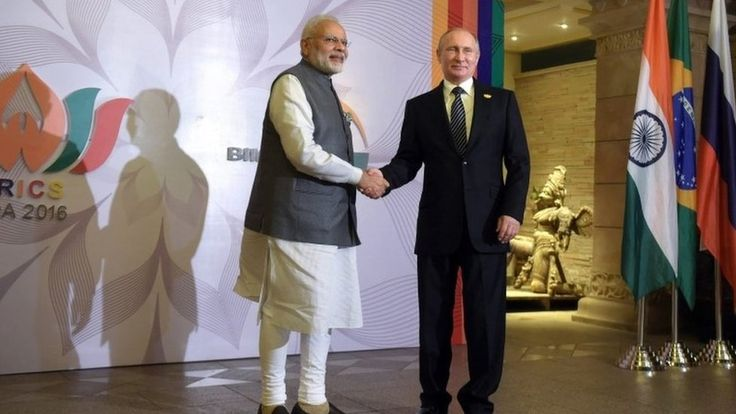 During the Brics summit, India sought to re-engage Russia more substantively after some recent turbulence in the relationship, writes Harsh V Pant.