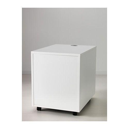 ГАЛАНТ Тумба с отделением для папок - белый - IKEA