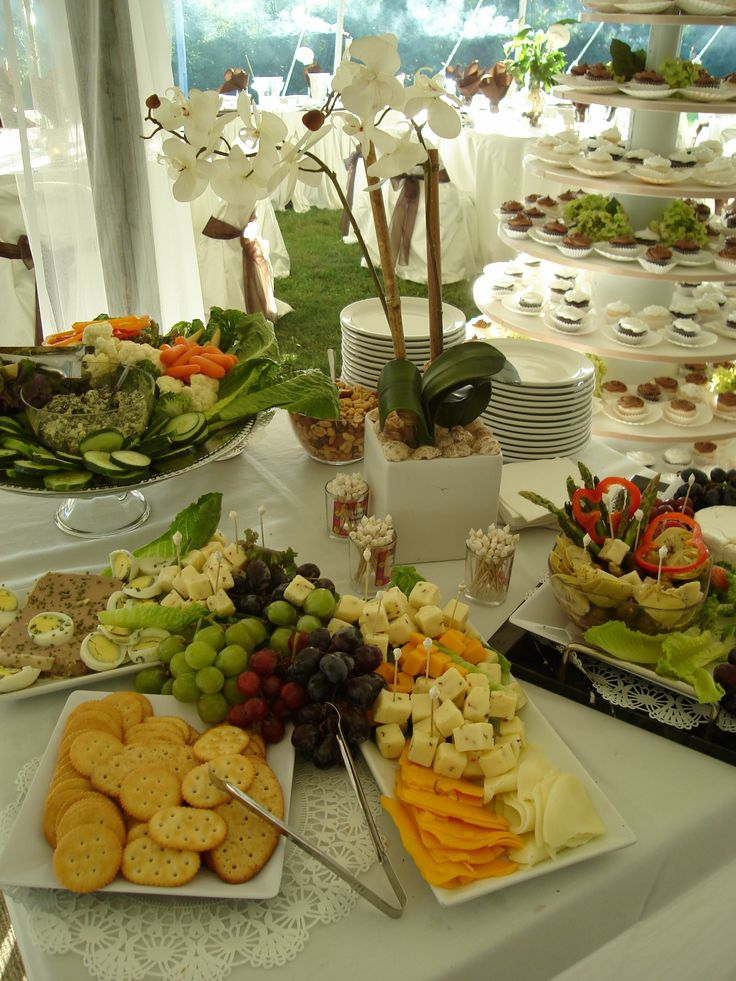 The Catering Company -     Hors d' Oeuvre Events       OUR GOAL ......to make planning your event as effortless as possible.  WE OFFER A WIDE SELECTION OF FOOD FOR ANY TYPE OF EVENT  WEDDING RECEPTIONS OPEN HOUSES RETIREMENT PARTIES BIRTHDAY CELEBRATIONS REHEARSAL DINNERS GRAND OPENINGS BRIDAL and BABY SHOWERS