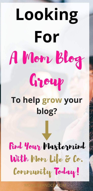 Join Mom Life & Co. Community today! How to start a mom blog \\ Mom blog tips \\ mom blogging tips \\ mom blog community \\ blogging group \\ blogging tips #bloggingtips #momblog #momblogger #startablog